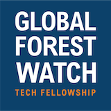Logo Global Forest Watch Tech fellowship